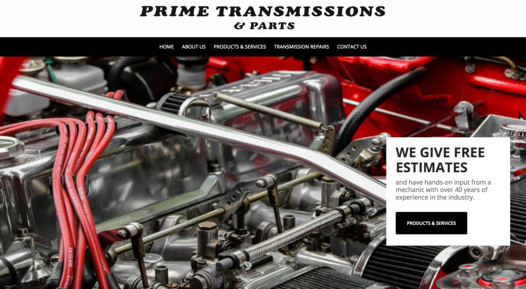 Prime Transmissions & Parts