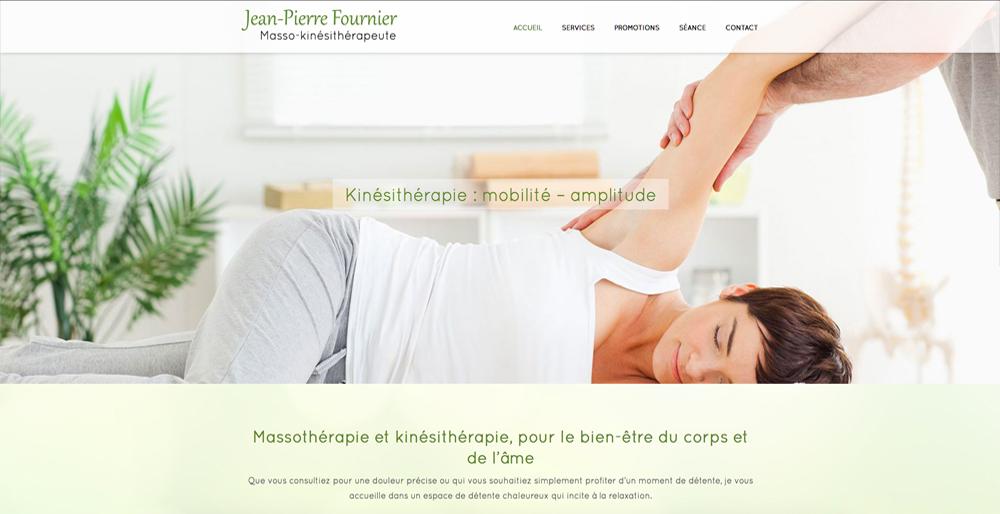 Jean-Pierre Fournier Masso-Kinésithérapeute